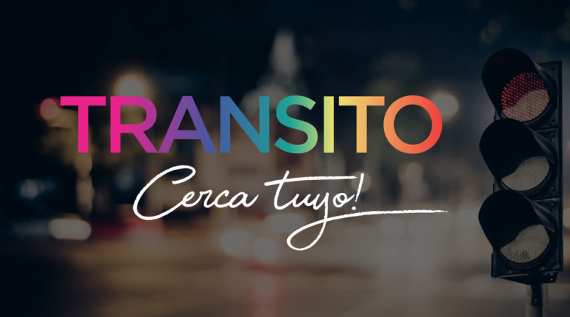 INFORME TRÁNSITO 24 DE ABRIL
