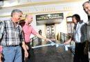 Se inauguró el Vacunatorio Central Municipal y un Vacunatorio Móvil