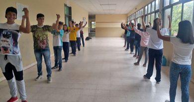 Cada vez son más las escuelas que brindan clases de folclore