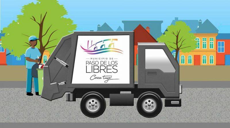 Martes 1º de mayo, no habrá servicios de recolección de residuos