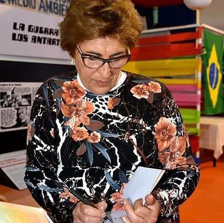 """Gladys Guadalupe presentará """"Exégesis"""" en la Feria Provincial del Libro"""