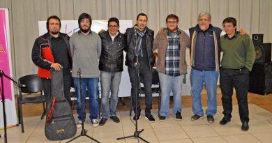 Germán Acuña y Sebastián González ganadores del Concurso Pre Guitarras del Mundo