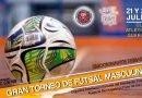 Gran Torneo de Futsal Masculino