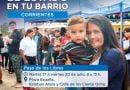 """""""El Estado en tu Barrio"""" estará en la plaza España"""