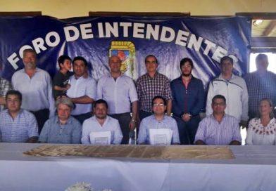 Martín Ascúa Participó en la Conformación del Foro de Intendentes Justicialistas