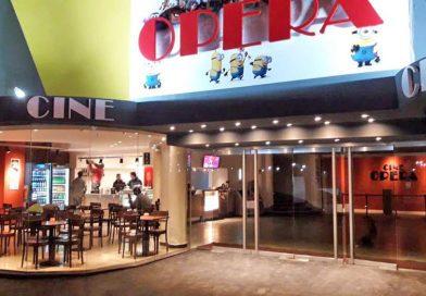 Gran estreno del Cine Ópera en Paso de los Libres
