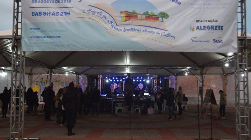 Delegación libreña participó de la 39º Feria del Libro de Alegrete