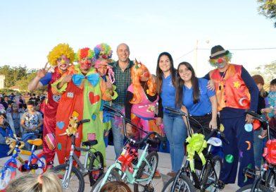 Más de 10.000 personas festejaron el día del Niño en el Parque de Turismo Municipal