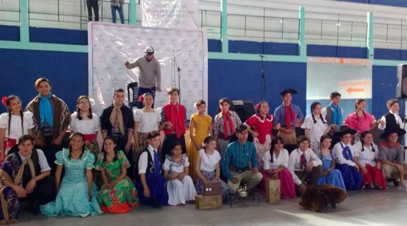 Seleccionados para los Juegos Culturales Correntinos 2018