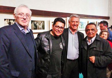 San Cosme celebró el Centenario del Nacimiento de Mario del Tránsito Cocomarola