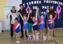 Se realizó 1er. Torneo Provincial de Patín Artístico en la Esc. Técnica Nº 1
