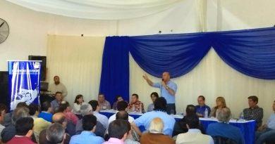 Intendentes, Concejales y Dirigentes del PJ plasmaron el delineamiento político del nuevo espacio