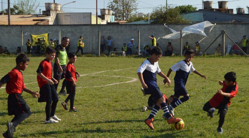 Se disputó el 5º Torneo de Fútbol Infantil Nacional e Internacional