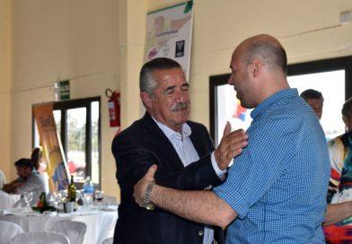 Entrega de premios a cabañeros en la Sociedad Rural