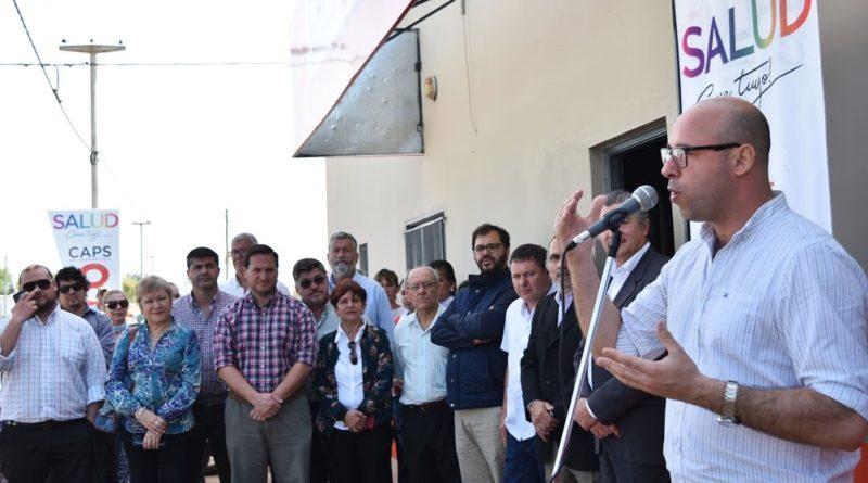 """Remodelación e inauguración del servicio odontológico del CAPS Nº 8 Barrio """"Las Flores"""""""