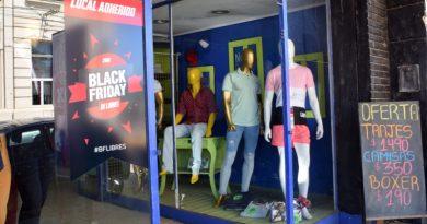 Black Friday: El 9 y 10 de Noviembre habrá grandes descuentos desde el 20% hasta el 70% en más de 110 comercios adheridos