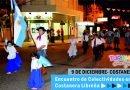 Domingo 9, Encuentro de Colectividades en la Costanera Libreña