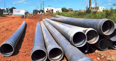Comenzó la extensión de red de agua potable en Avenida Jorge Newbery
