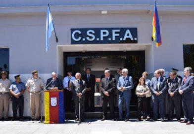 La Filial de Paso de los Libres del Círculo de la Policía Federal tiene nuevas instalaciones