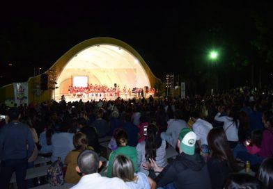 Exitoso lanzamiento del Carnaval 2019 en el Anfiteatro Carlos Gomes
