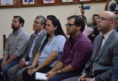 Martín Ascúa acompañó el cambio de autoridades del Concejo Deliberante