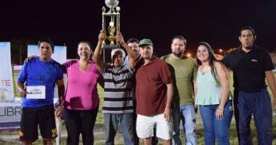 """La Máquina"" se coronó campeón del Torneo Interno Municipal"