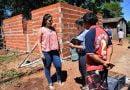 El municipio avanza en la construcción de módulos habitacionales