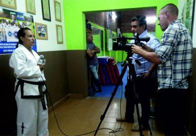 Televishion Amsports promociona Programas Deportivos Municipales Gratuitos de Paso de los Libres