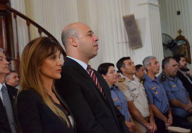 Martín Ascúa encabezó el Tedeum por el día de San José