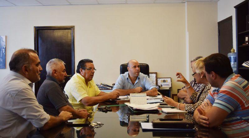 Martín Ascúa se reunió con excombatientes de Malvinas
