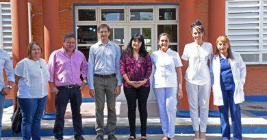 El Hospital Odontológico Municipal, un proyecto para la salud de todos los libreños