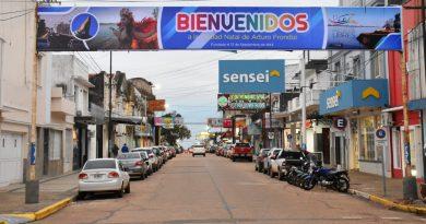 El municipio instala cartelerías indicadoras en los accesos más importantes de la ciudad