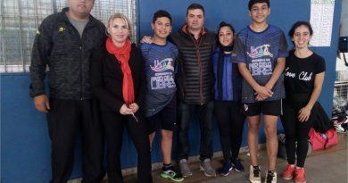 CEF Nº 22 campeones del torneo de handball, Juegos Correntinos 2019 – etapa local