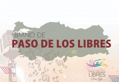 Paso de los Libres tiene Himno y será entonado en las fechas patrias