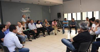 El Municipio participará en la licitación del Co. Te. Car