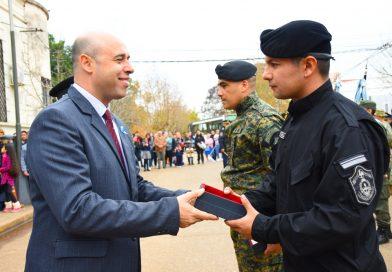 Se realizó la ceremonia por los ascensos en la Policía de la Provincia de Corrientes