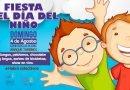 Domingo 4, gran fiesta del día del niño en Parque Turismo Municipal