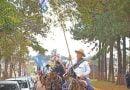 Los tradicionalistas desfilaron en honor al Congreso de la Independencia