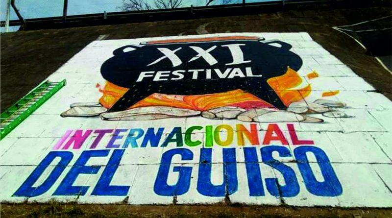 Ultiman detalles en el Parque de Turismo para el XXI Festival Internacional del Guiso