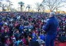 Diez mil personas disfrutaron de la fiesta por el Día del Niño