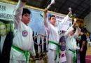 20 trofeos para la Filial de Paso de los Libres de TAA (Taewondo Asociación Argentina)