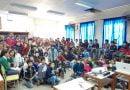 """Kioscos Saludables: El Servicio de Nutrición visitó la Escuela Nº 557 """"Policía Federal Argentina"""""""