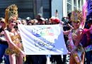 El Carnaval de la Frontera brilló en el centro porteño