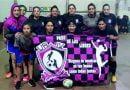 El Chimao se coronó como campeón del Torneo de Futsal Femenino