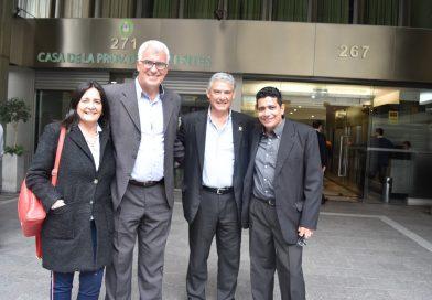 Ascúa pone en funcionamiento el Hermanamiento de Ciudades