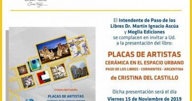 """Se presenta el libro """"Placas de Artistas. Cerámicas en el Espacio Urbano"""""""