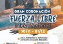 """Este fin de semana """"Gran Premio Coronación"""" de la Fuerza Libre Internacional"""