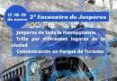 17, 18 y 19 de enero, 2do Encuentro Internacional de Jeeperos