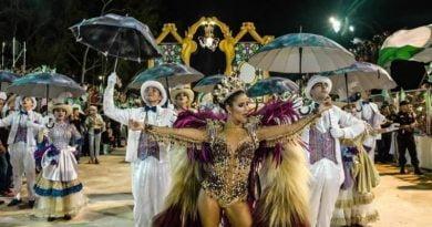 El Municipio realizó la promoción del Carnaval de Frontera en Corrientes