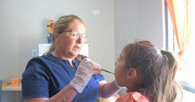 Se realizaron operativos para rellenar libretas de salud de cara al inicio del ciclo lectivo 2020